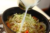 ちゃんぽん風素麺の作り方2