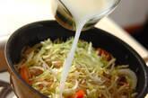 ちゃんぽん風素麺の作り方7