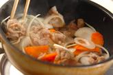 ちゃんぽん風素麺の作り方1
