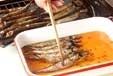 シシャモの南蛮漬けの作り方1