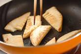 ガーリックステーキの作り方7