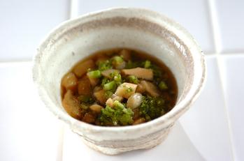 麩とブロッコリーの柔らか煮