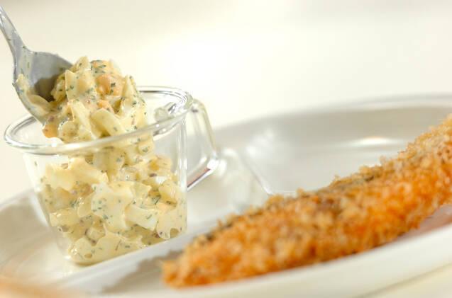 塩鮭のフライの作り方の手順7