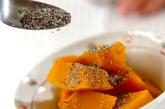カボチャのゴマ風味の作り方3