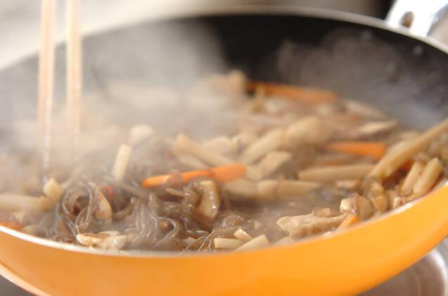 ヘルシー炒めの作り方の手順6