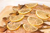アジのレモン焼きの作り方3