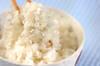 しらすご飯の作り方の手順3