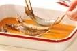 揚げシシャモの甘酢漬けの作り方2