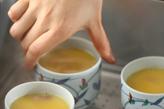 ユリネの茶碗蒸しの作り方2