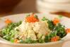 大根とカリフラワーのホワイトサラダ
