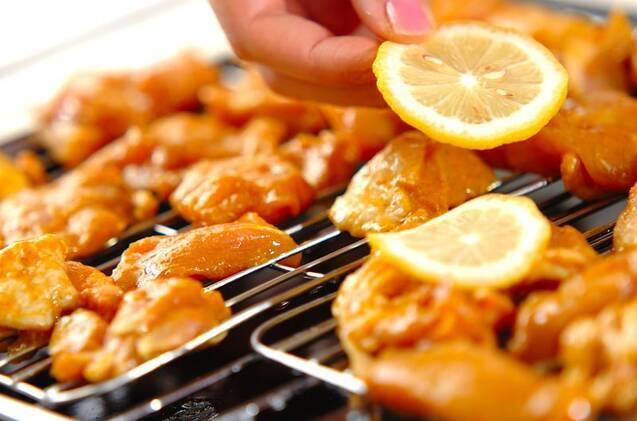鶏肉のカレーマリネ焼きの作り方の手順6