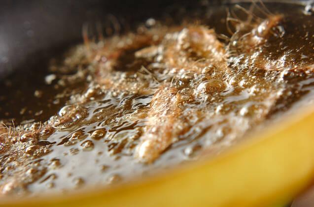 イワシのチーズはさみフライの作り方の手順5