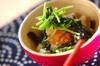 刻み長芋の明太子のせの作り方の手順