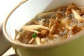 サヤインゲンとしらたきの炒め煮の作り方3