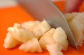 ポテト入り卵焼きの作り方1