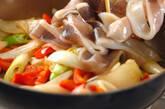 イカのサッとマヨ炒めの作り方6