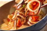 イカのサッとマヨ炒めの作り方2