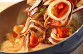 イカのサッとマヨ炒めの作り方7