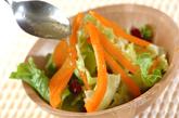 サツマイモのパリパリサラダの作り方2