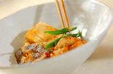 カレイと大根のキムチ煮の作り方3