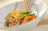 カレイと大根のキムチ煮の作り方8