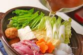 ちゃんこ鍋の作り方12