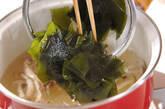 キノコのスープの作り方5