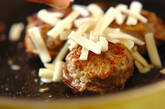 ピーマンとシイタケの肉詰めの作り方7