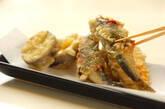 イワシの天ぷらの作り方13