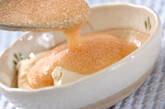 豆乳タラコあんかけの作り方7