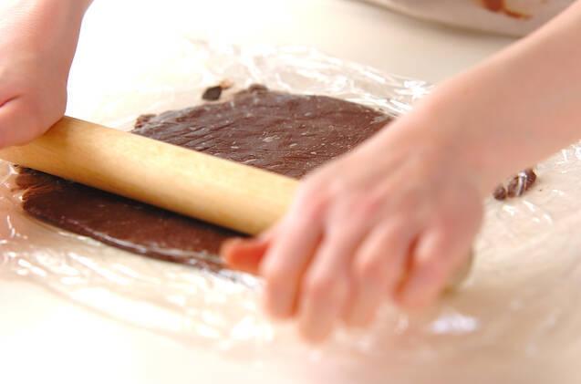 塩チョコクッキーの作り方の手順7