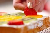 クリスマスカレンダーケーキの作り方7