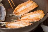 イワシの蒲焼きの作り方10