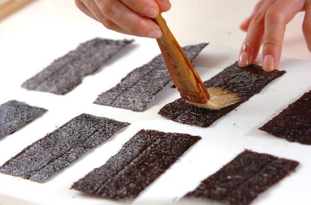 キムチ餅の作り方の手順1
