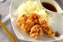 鶏肉の天ぷら