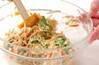 クラゲのピーナッツ和えの作り方の手順6