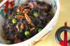 芽ヒジキの煮物の作り方の手順