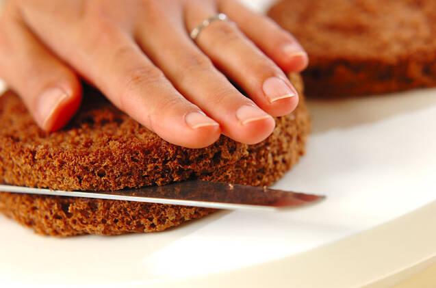 しっとり濃厚♪デビルズケーキの作り方の手順8