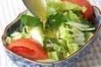 白菜のフレッシュサラダの作り方1