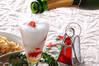 シャンパンカクテルの作り方の手順1