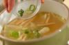 ザク切りキャベツのみそ汁の作り方の手順5