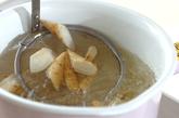 ゴボウの煮物青のり風味の作り方1