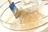 豆乳メープルパンケーキの作り方2