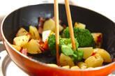 クミン風味のポテトサラダの作り方5
