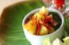 クミン風味のポテトサラダの作り方の手順