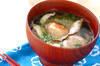 鶏ささ身のたたき汁の作り方の手順
