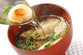 鶏ささ身のたたき汁の作り方5