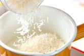ココナッツのブランマンジェの作り方1