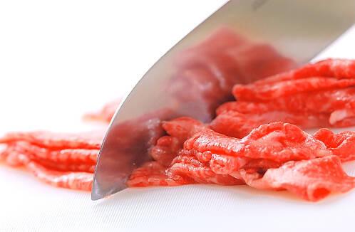 冷牛シャブサラダの作り方の手順1