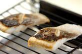 スズキの塩焼き・酢の物添えの作り方5